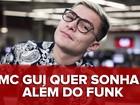 MC Gui lança EP pop e diz que origem no funk o fez 'ser visto como marginal'