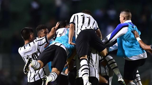 Corinthians x Sport - Copa do Brasil Sub-17 2016 - Ao vivo ... 69dece3f3a911