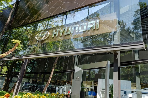 Concessionária Hyundai (Foto: Divulgação)