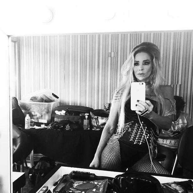 Danielle Winits (Foto: Reprodução / Instagram)