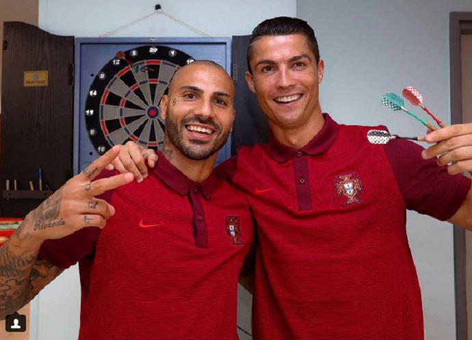 Cristiano Ronaldo Quaresma (Foto: Reprodução/Instagram)