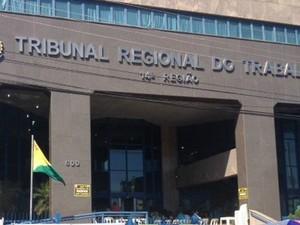 TRT-RO condenou empresa a pagar indenização (Foto: Ísis Capistrano/G1)
