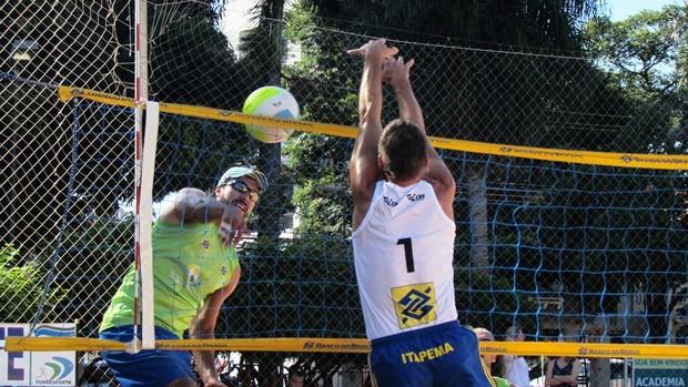Regional de vôlei de praia é disputado no Belmar Fidalgo, em Campo Grande (Foto: Divulgação/CBV)