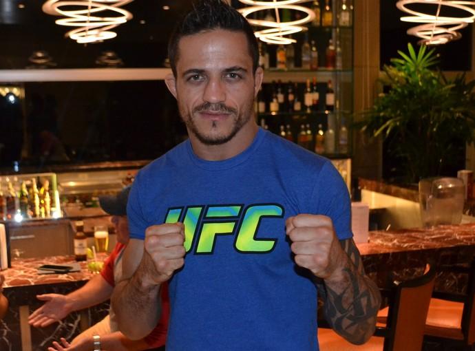 Reginaldo Vieira UFC MMA (Foto: Raphael Marinho)