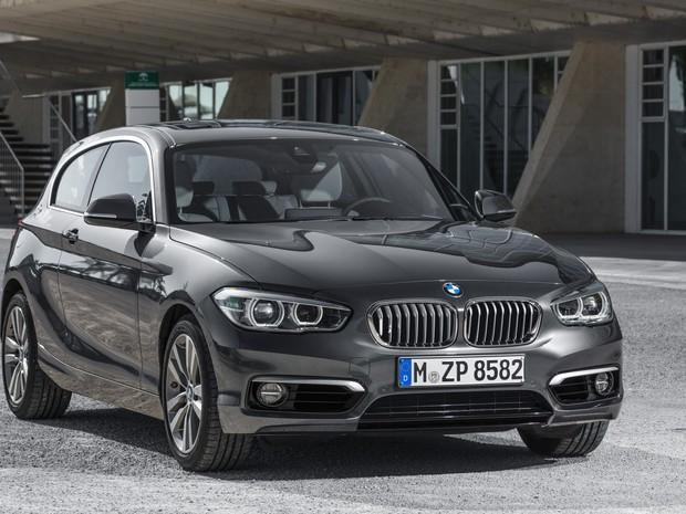 Novo BMW Série 1 (Foto: Divulgação)
