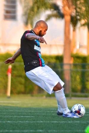 Adriano Miami United  (Foto: Divulgação/Miami United)