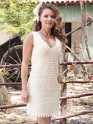 Doralice (Foto: Flor do Caribe/TV Globo)