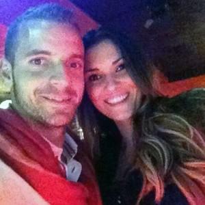 Soldado com a esposa Rocio Millan (Foto: Reprodução / Instagran)
