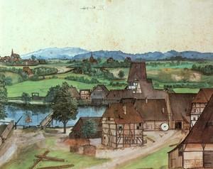 Albrecht Dürer (Foto: TV Globo)