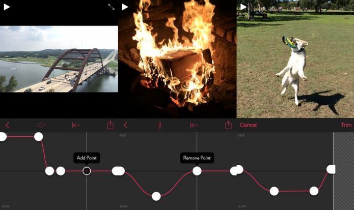 Crie vídeos com efeito de câmera lenta ou rápida com o Slow Fast Slow (Foto: Divulgação/AppStore)