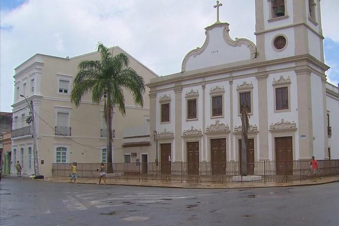 Santa Cruz centenário (Foto: Reprodução)