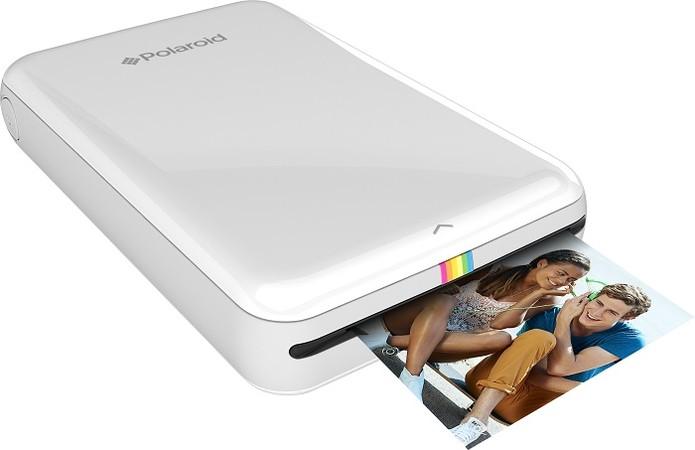 Dispositivo é controlado por aplicativo e se conecta por Bluetooth ou NFC (Foto: Divulgação/Polaroid)