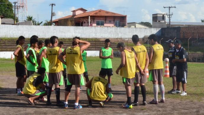 Jogadores são raimundo osvaldo (Foto: Luti Gomes/Globoesporte.com)