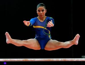 bruna leal ginástica londres 2012 (Foto: Agência Reuters)