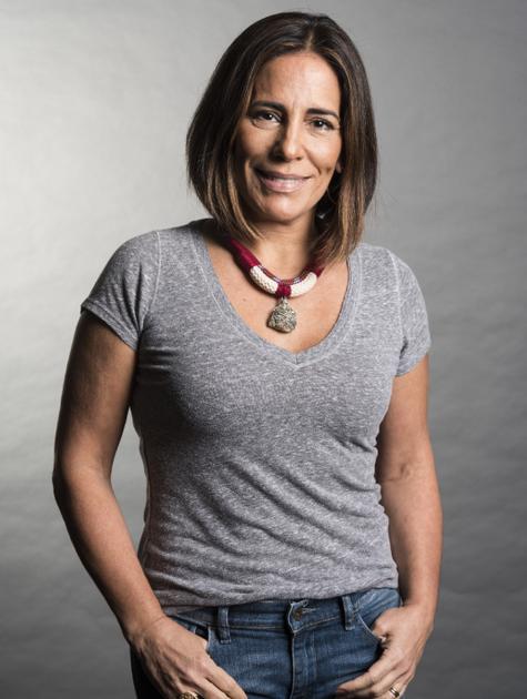 Gloria Pires (Foto: Cesar Alves/ TV Globo)