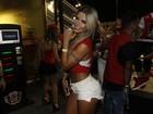 Cacau Colucci fala da dieta após o carnaval: 'Tirei a barriga da miséria'