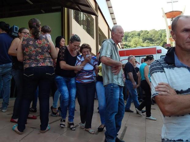 Caso chocou a comunidade de 200 famílias (Foto: Laion Espíndula/G1)