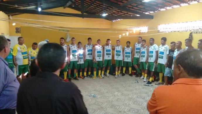 Picos segunda divisão 2015 (Foto: Reprodução/Facebook)