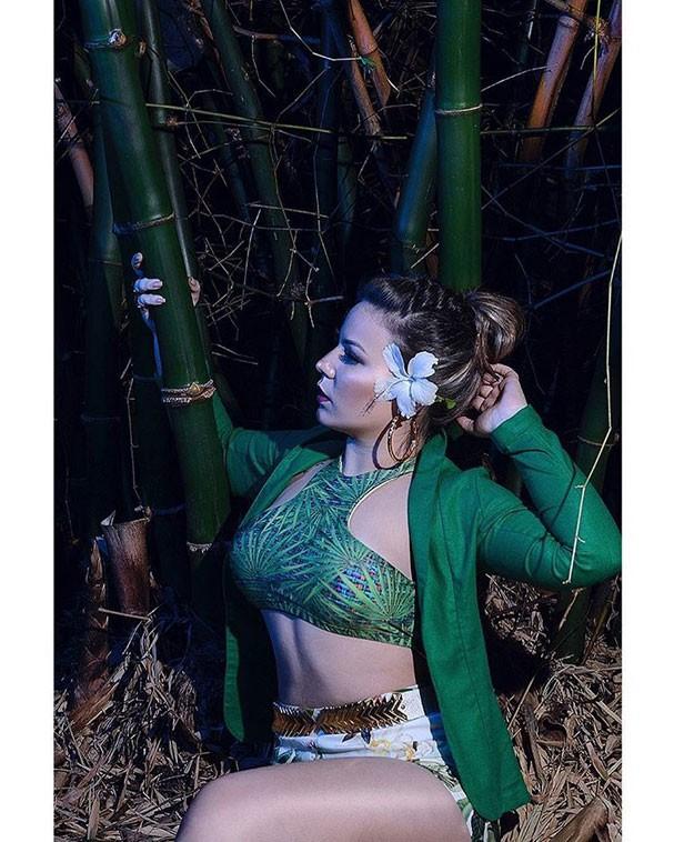 Maria Claudia, ou Cacau (Foto: Reprodução/Instagram)
