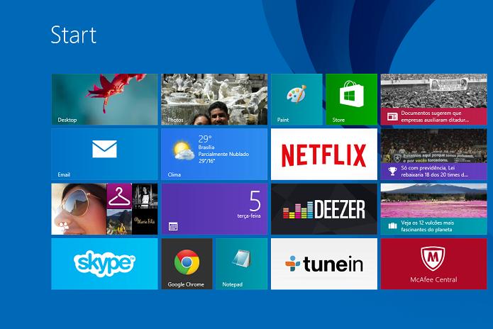 Windows vai ganhar atualização em breve (Foto: Reprodução/Thiago Barros)