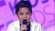 Victor & Leo cantam, dançam e se emocionam no 'The Voice Kids': reveja os shows das Audições