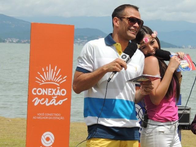 Patrola foi ao vivo neste sábado  (Foto: Géssica Valentini/RBS TV)