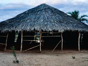 Parte da aldeia Kapinawá, citada no livro. (Foto: Reprodução/ Buíque - Patrimônio, Identidade e Memória)