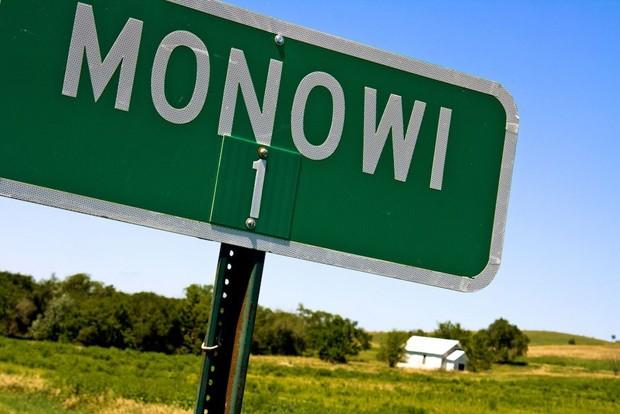 Monowi: cidade de um habitante (Foto: Reprodução)