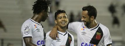 Sem brilho, com vitória:  Vasco bate o Madureira na  estreia de Milton Mendes ( Paulo Fernandes/Vasco.com.br)