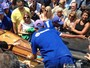 Carlos Alberto Torres é sepultado sob aplausos (Rafael Chimelli/GloboEsporte.com)
