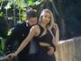 Carol Narizinho posa com o namorado: 'Sou muito ciumenta'