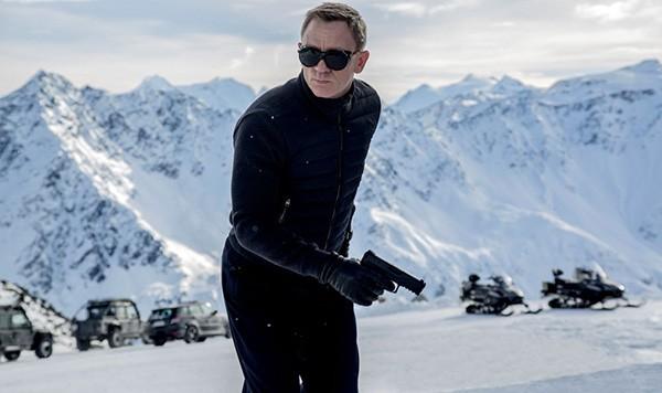 007 Contra Spectre (2015) (Foto: Divulgação)