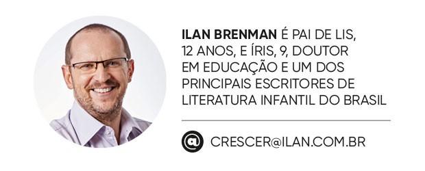 Ilan Brenman (Foto: Guto Seixas / Editora Globo)
