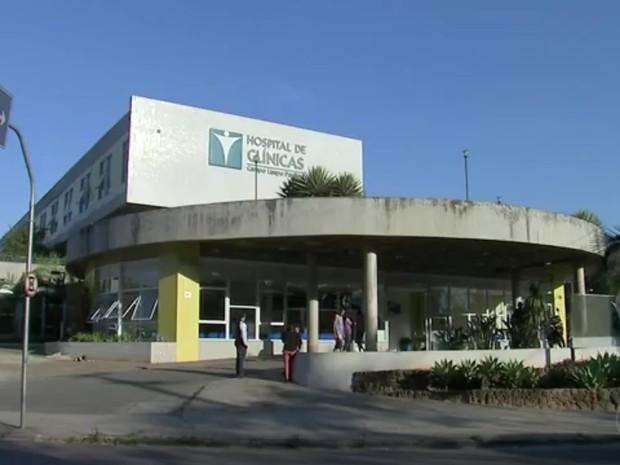 hospital de clínicas em Campo Limpo Paulista (Foto: Reprodução/TV TEM)