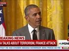 Obama condena ataque em Nice e reafirma determinação de destruir EI
