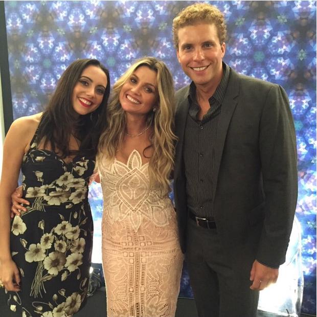 Mariana Vaz, Flávia Alessandra e Thiago Fragoso (Foto: Reprodução/Instagram)