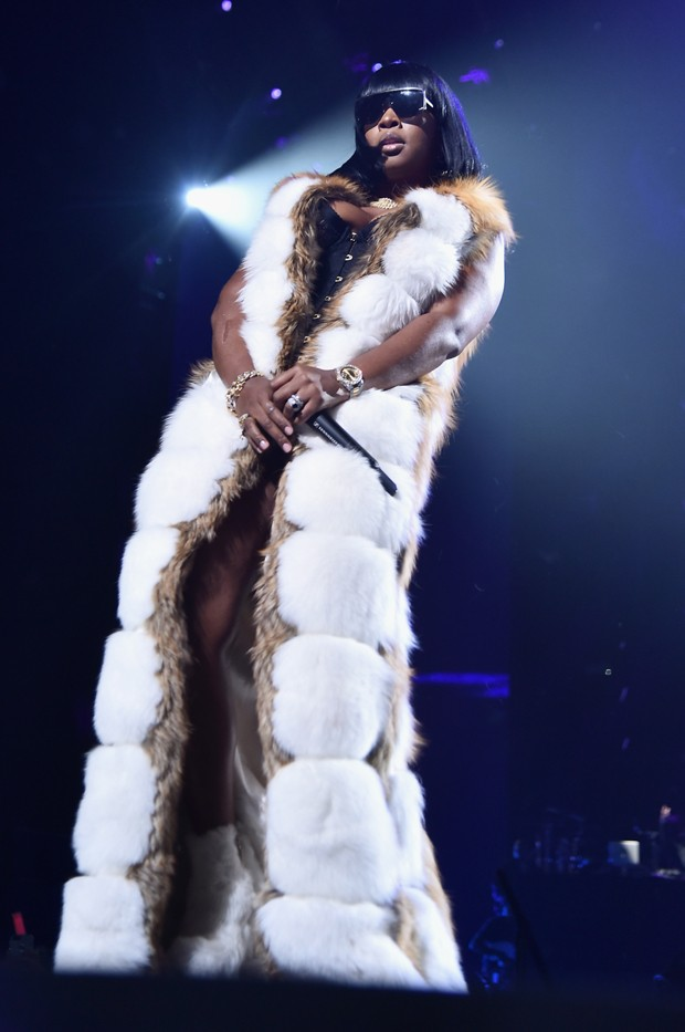 Remy Ma  (Foto: Getty Images)