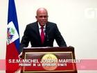Presidente do Haiti diz que não vai adiar 2º turno das eleições
