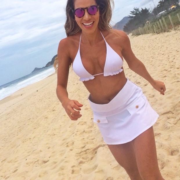 Ex-BBB Adriana Santana (Foto: Instagram / Reprodução)