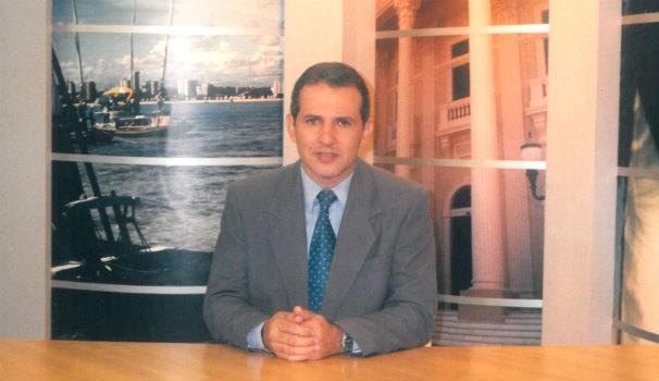 Gilvan Nunes está há 15 anos na apresentação do BDA (Foto: Arquivo Pessoal/Gilvan Nunes)