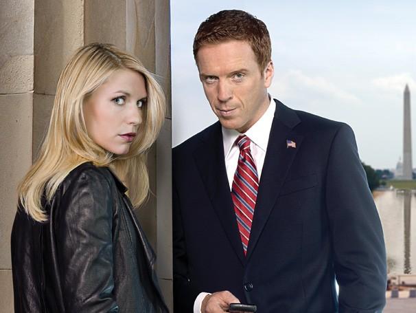 Carrie e Brody estão de volta na segunda temporada de Homeland (Foto: Divulgação / Twentieth Century Fox)