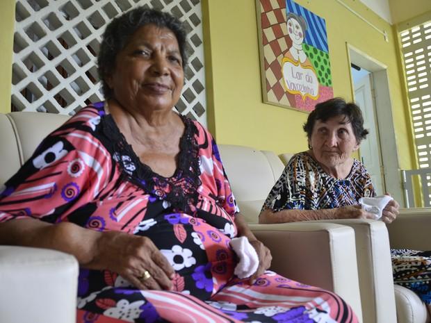 Lar da Vovozinha Natal RN (Foto: Andréa Tavares/G1)