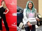 De Hilary Duff a Lily Allen, veja as famosas que mudaram radicalmente o visual