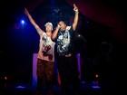 MC Sapão faz show em boate em Nova York