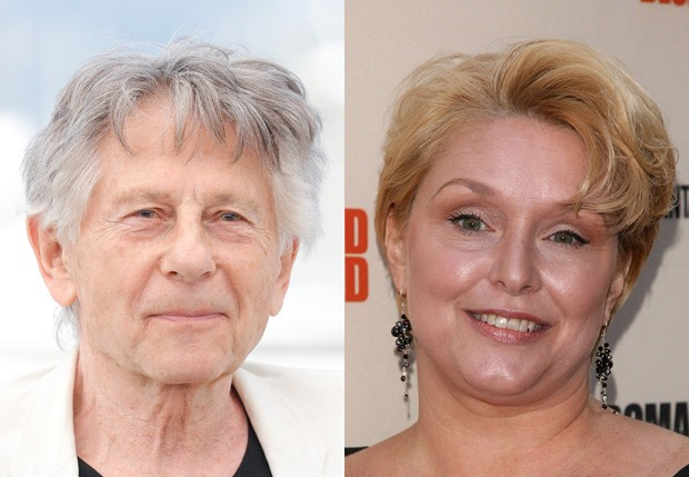 Roman Polanski e Samantha Geimer (Foto: Getty Images)