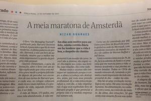 A coluna de Nizan Guanaes na Folha de S.Paulo