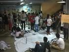 Estudantes desocupam sede da Secretaria de Educação do RN