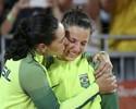 "Prata na Olimpíada, Ágatha e Bárbara encerram parceria: ""Novos objetivos"""