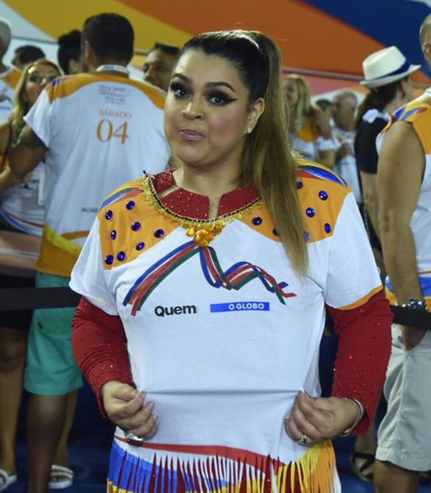 Preta Gil (Foto: Renato Wrobel/ Ed. Globo)