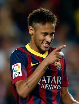 Neymar gol Barcelona (Foto: Reuters)